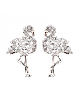 Z Sterling Silver Earring